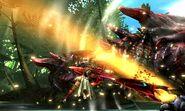 MHGen-Hellblade Glavenus Screenshot 003