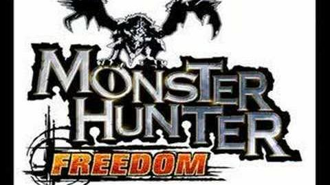 Monster Hunter Freedom music last and decisive battle!