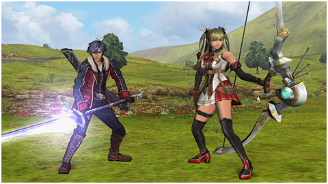 File:MHF-G-The Legend of Heroes Sen no Kiseki II Screenshot 001.jpg