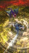 MHSP2-Silverwind Nargacuga and Yian Garuga Screenshot 001