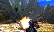 MH4U-Blue Yian Kut-Ku Screenshot 003