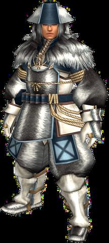 File:FrontierGen-Shirukku Armor (Both) (Male) Render 001.png