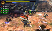 MH4U-Congalala and Emerald Congalala Screenshot 001