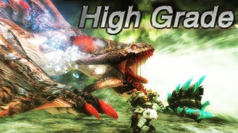 【MHF-G】HGE『覇種パリアプリア』行ってみた!【High Grade Edition】