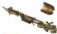 Bone Gunlance