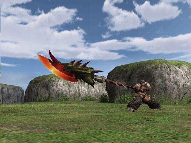 File:FrontierGen-大薙刀【巴】 Screenshot 001.jpg