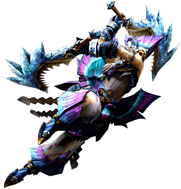 File:MH4U-Dual Blades Equipment Render 001.png