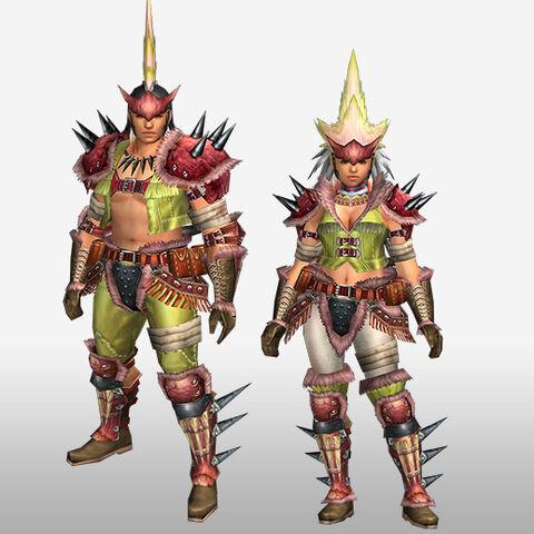 File:FrontierGen-Konga G Armor (Blademaster) (Front) Render.jpg