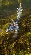 MHSP2-Silverwind Nargacuga Screenshot 001