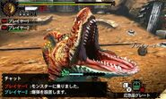 MH4U-Tigerstripe Zamtrios Screenshot 021