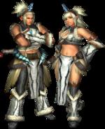 FrontierGen-Burittsu Armor (Both) Render 2
