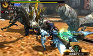 MH4U-Shrouded Nerscylla and Khezu Screenshot 001