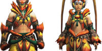 MH4: High Rank Blademaster Armor
