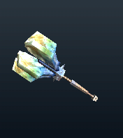 File:MH4U-Relic Hammer 005 Render 004.png