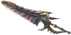 FrontierGen-Great Sword 014 Low Quality Render 001