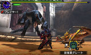MHGen-Tigrex and Nargacuga Screenshot 001