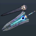 MH3U-Long Sword Render 047