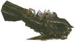 FrontierGen-Heavy Bowgun 005 Low Quality Render 001