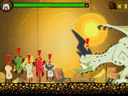 MH4-Shagaru Magala Felyne Minigame Screenshot