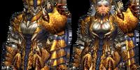 Tigrex Armor (Gun)