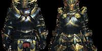 Damascus Armor (Blademaster) (MH3U)