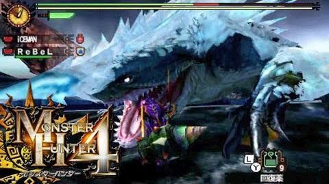 Monster Hunter 4 Nubcakes 14 - Zamtrios English commentary online gameplay