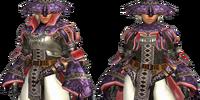 Mizuha Armor