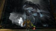 MHP3-Silver Rathalos Screenshot 003