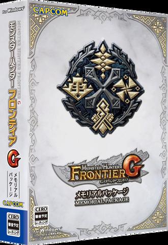 File:Box Art-MHF-G Memorial Package PC.png