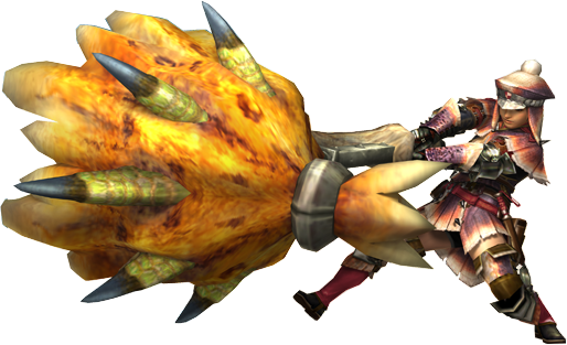 File:MH3U-Hammer Equipment Render 001.png
