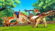 MHST-Rathalos and Tigrex Screenshot 001