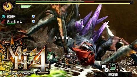 Monster Hunter 4 Nubcakes 11 - Nerscylla English commentary online gameplay