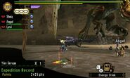 MH4U-Seregios and Yian Garuga Screenshot 001