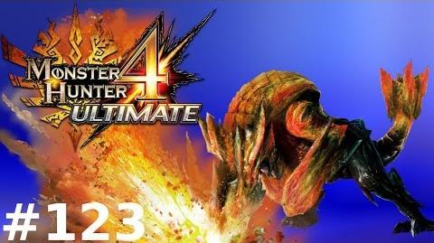 Monster Hunter 4 Ultimate Multiplayer -- Part 123 Raging Brachydios - Raging Crushing Wyvern