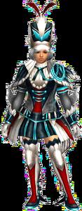 FrontierGen-Shouinsou Armor (Blademaster) (Female) Render