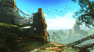 MH4U-Everwood Screenshot 001