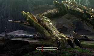 MH4U-Brute Tigrex Right Wing Break 001