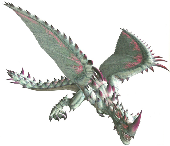 File:FrontierGen-Espinas Rare Species Render 003.png