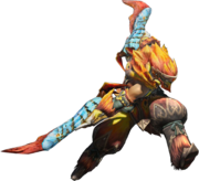 MH4-Dual Blades Equipment Render 001