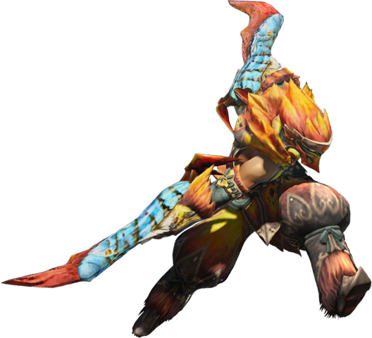 File:MH4-Dual Blades Equipment Render 001.png