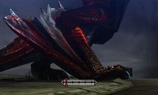 MH4U-Molten Tigrex Right Wing Break 002