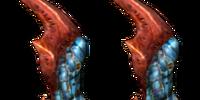 Velociprey Claws (MHFU)