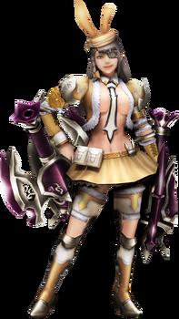 FrontierGen-Legendary Rasta Leila Render 001