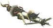 FrontierGen-Heavy Bowgun 013 Low Quality Render 001