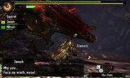 MH4U-Savage Deviljho Screenshot 006