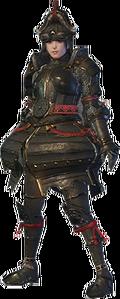 MHO-Lone Shen Gaoren Armor (Gunner) (Female) Render 001