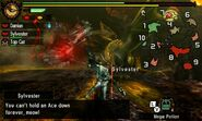 MH4U-Seregios and Stygian Zinogre Screenshot 001