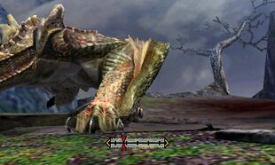 MH4U-Brute Tigrex Left Wing Break 002