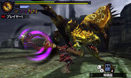 MH4U-Gold Rathian Screenshot 002