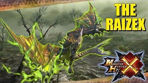 Monster Hunter Generations (X) The Astalos! (Raizex)